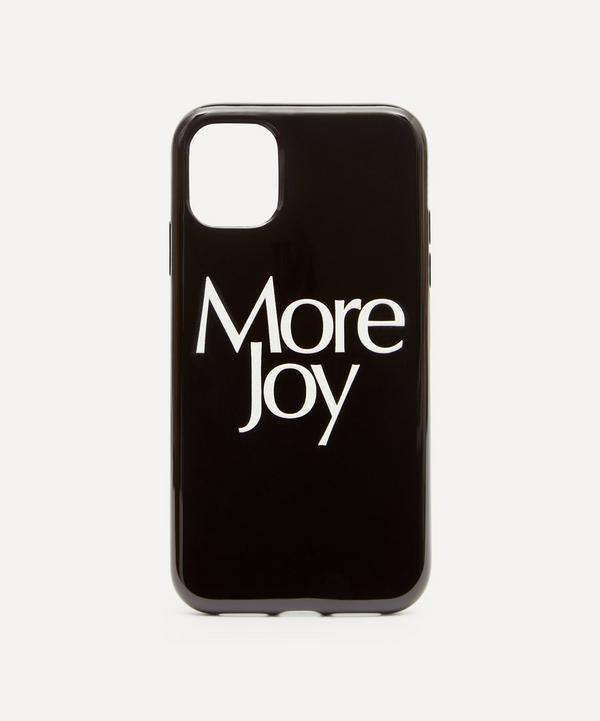 More Joy by Christopher Kane - More Joy iPhone 11 Case