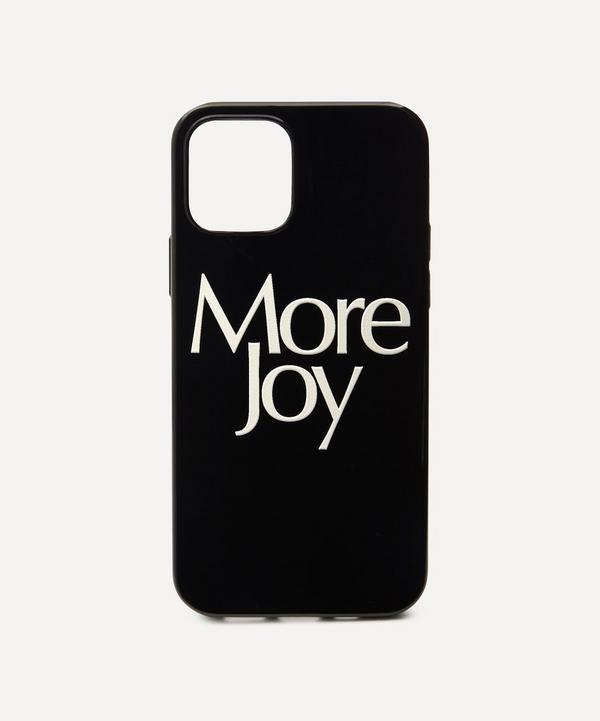 More Joy by Christopher Kane - More Joy iPhone 12 Case