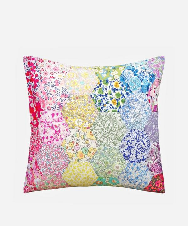 Alice Caroline - Hexagon Cushion Kit