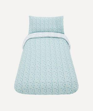 Amelie and Mitsi Sky Single Duvet Cover Set