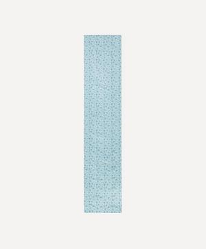 Amelie and Mitsi Sky Stitch Edge Table Runner