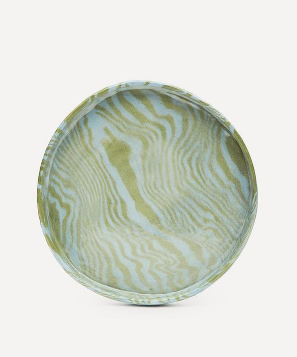 Henry Holland Studio - Green and Blue Side Plate