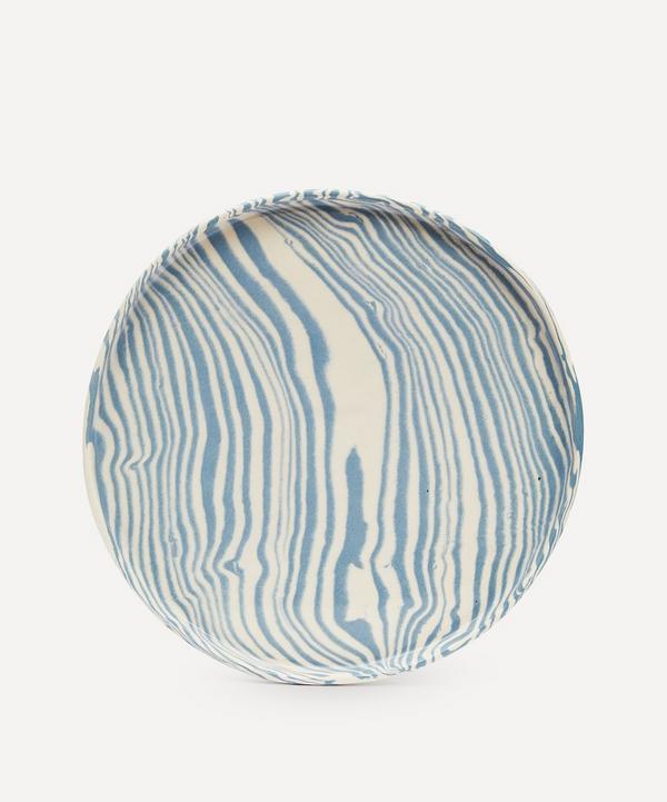 Henry Holland Studio - Blue and White Dinner Plate