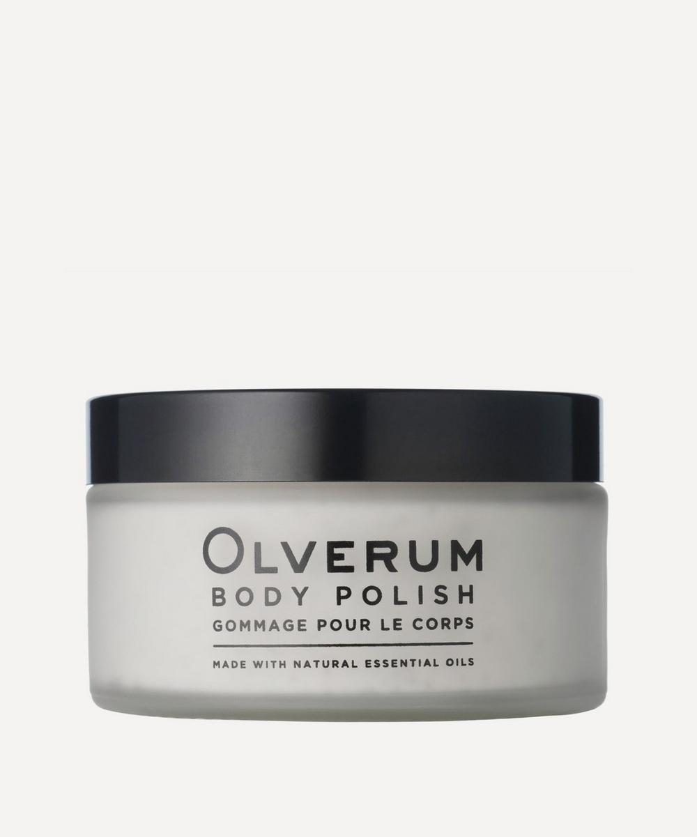 Olverum - Body Polish 200ml
