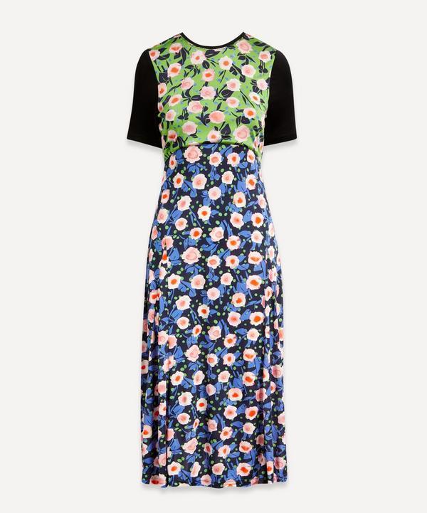 Stine Goya - Scout Floral Jersey Midi-Dress