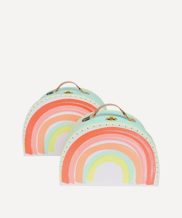 Meri Meri - Rainbow Suitcases Set of Two