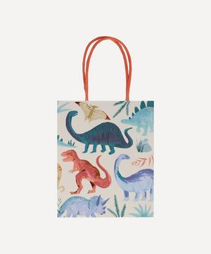 Dinosaur Kingdom Party Bags Set of 8