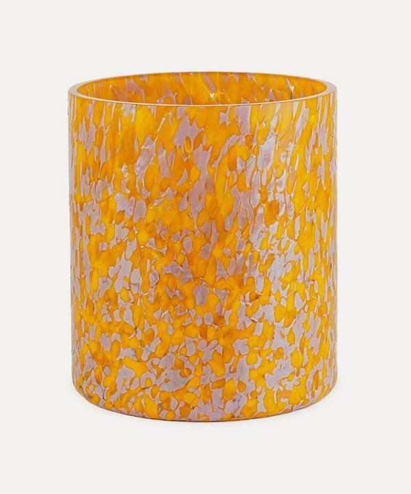 Stories of Italy - Macchia su Macchia Murano Glass Medium Vase