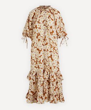 Viscose Dobby Shirt Dress