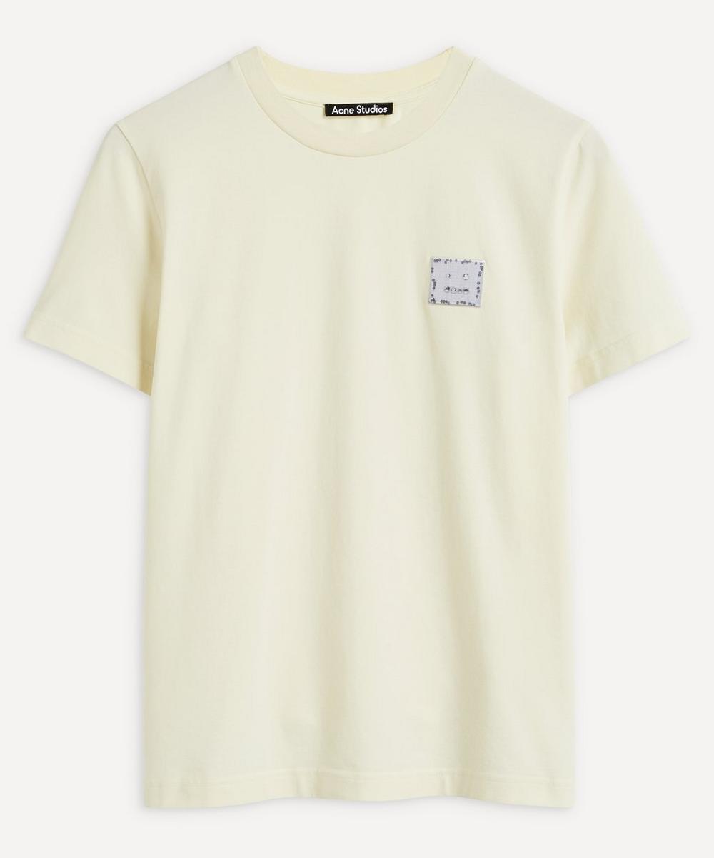 Acne Studios - Beaded Face Logo T-Shirt