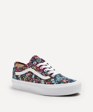 Old Skool Dreams of Summer Tapered Trainers