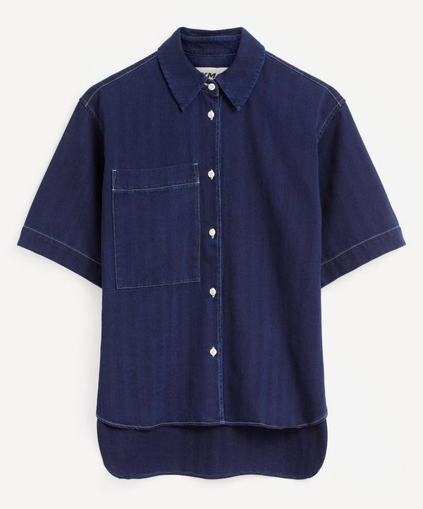 YMC - Eva Contrast Stitch Shirt
