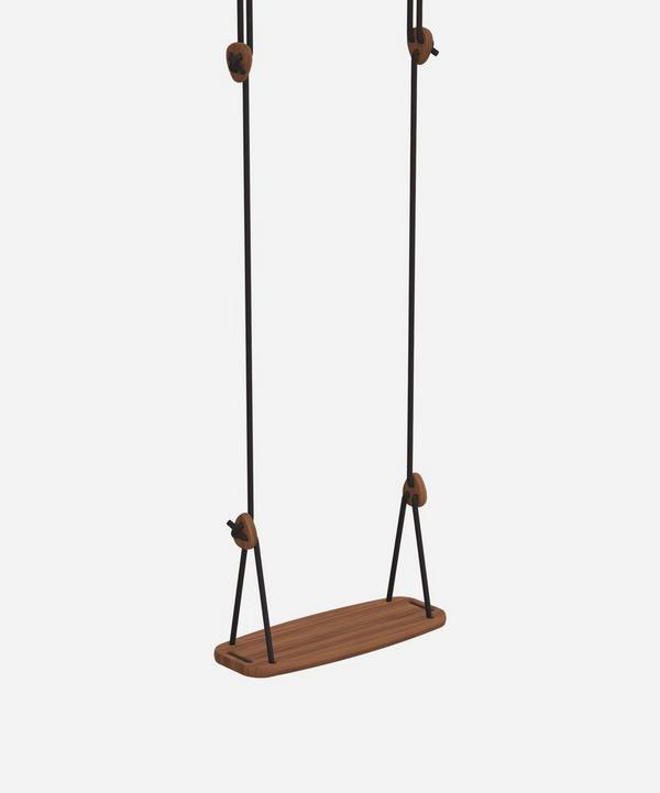 Lillagunga - Classic Walnut Swing