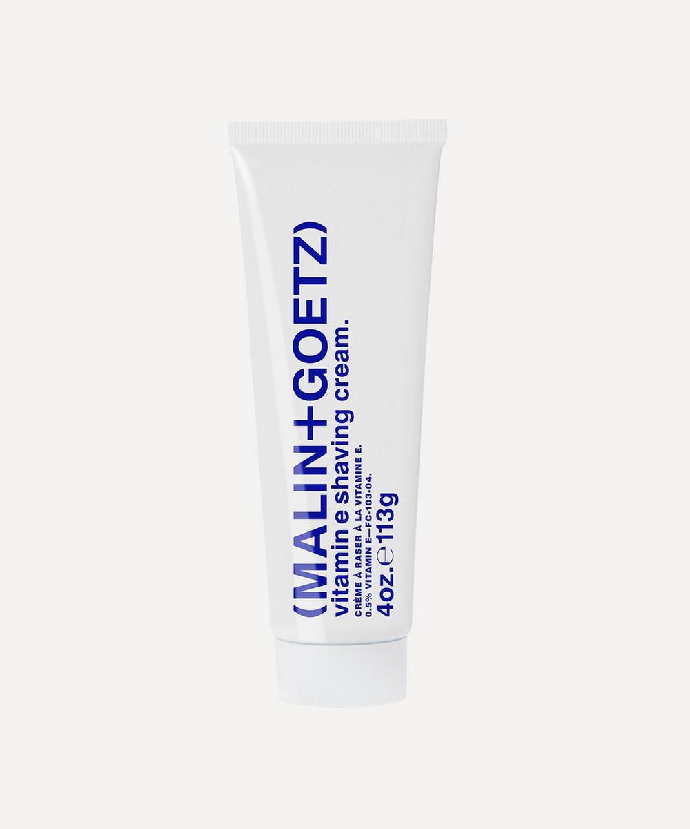 MALIN+GOETZ - Vitamin E Shave Cream 115g