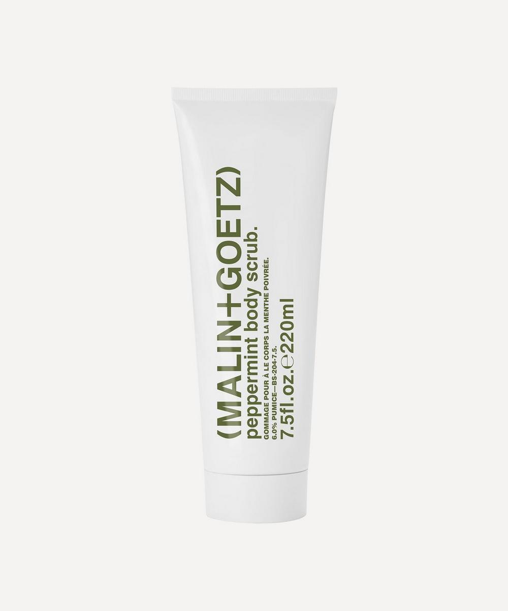 (MALIN+GOETZ) - Peppermint Body Scrub 220ml