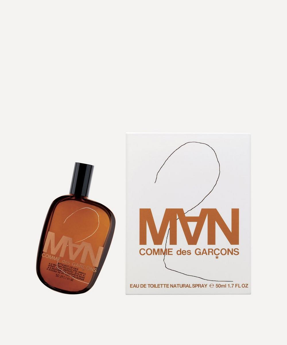 Comme Des Garçons - 2 Man Eau de Toilette 50ml