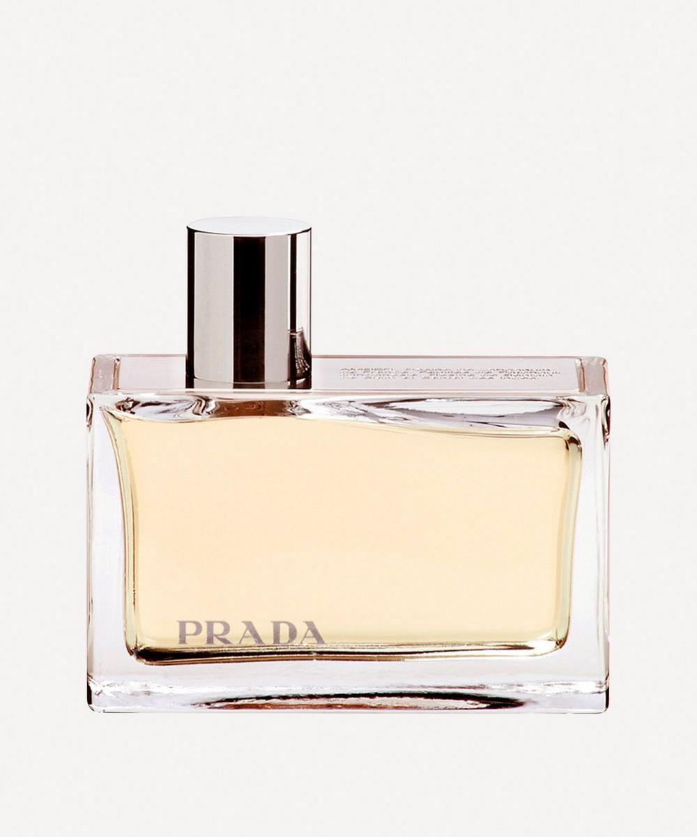PRADA AMBER perfume EDP price online