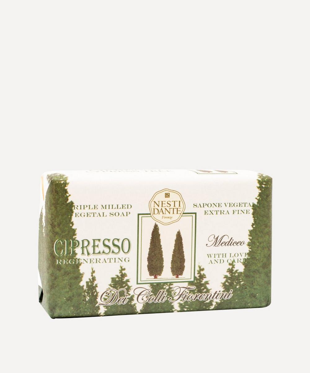 Nesti Dante - Dei Colli Fiorentini Cypress Soap 250g