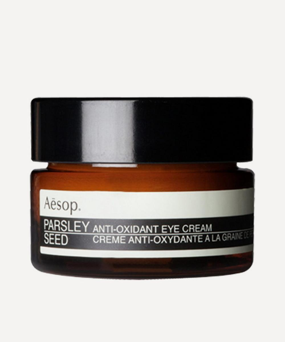 Aesop - Parsley Seed Anti-Oxidant Eye Cream 10ml