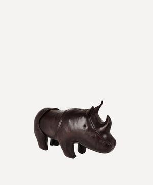 Miniature Leather Rhinoceros