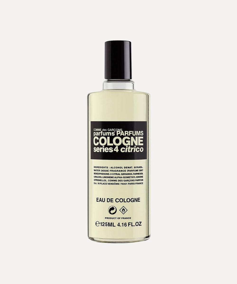 Comme Des Garçons - Series 4 Cologne Citrico 125ml