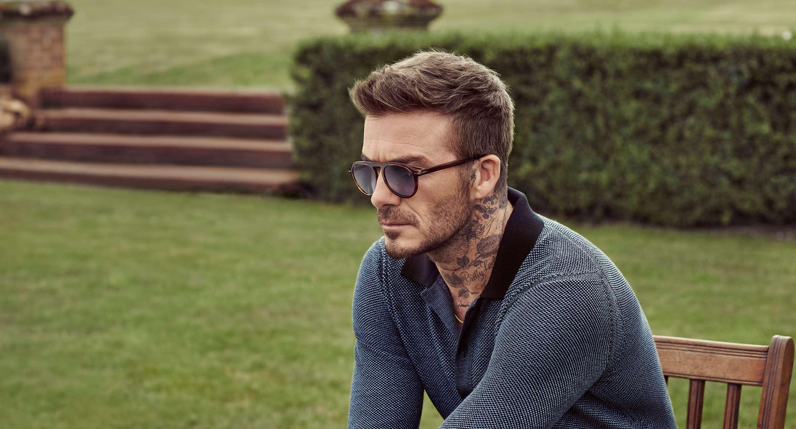 Eyewear by<br>David Beckham