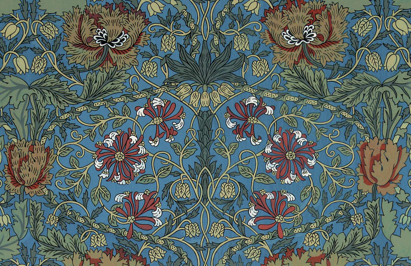 A Spotlight On… William Morris