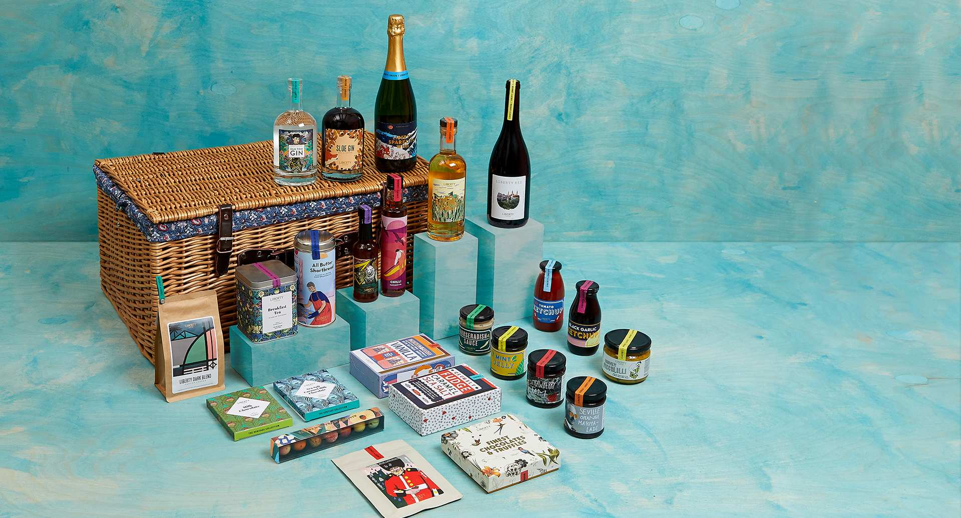 New: Christmas Hampers