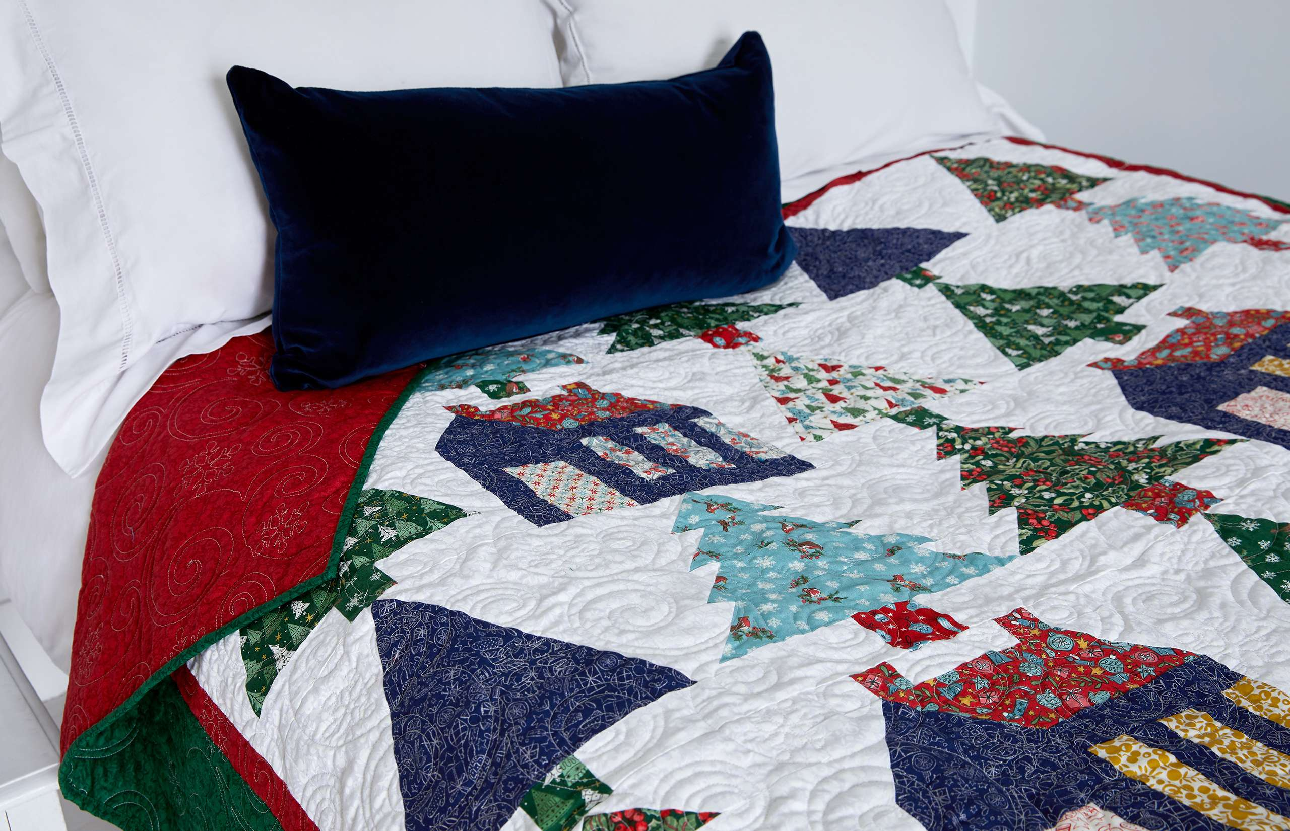 The 2020 Festive Quilt Project