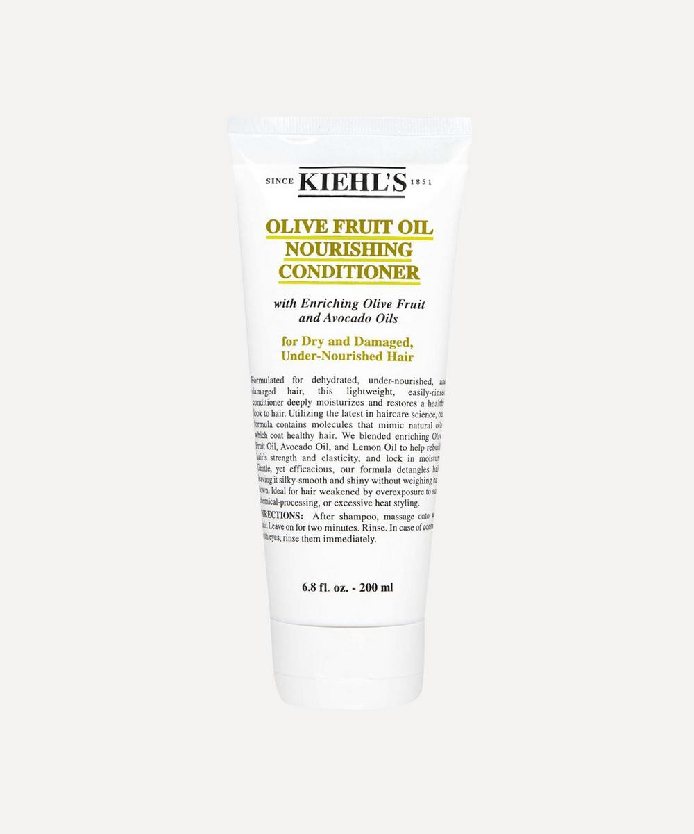 Kiehl's - Olive Fruit Oil Nourishing Conditioner 200ml image number 0