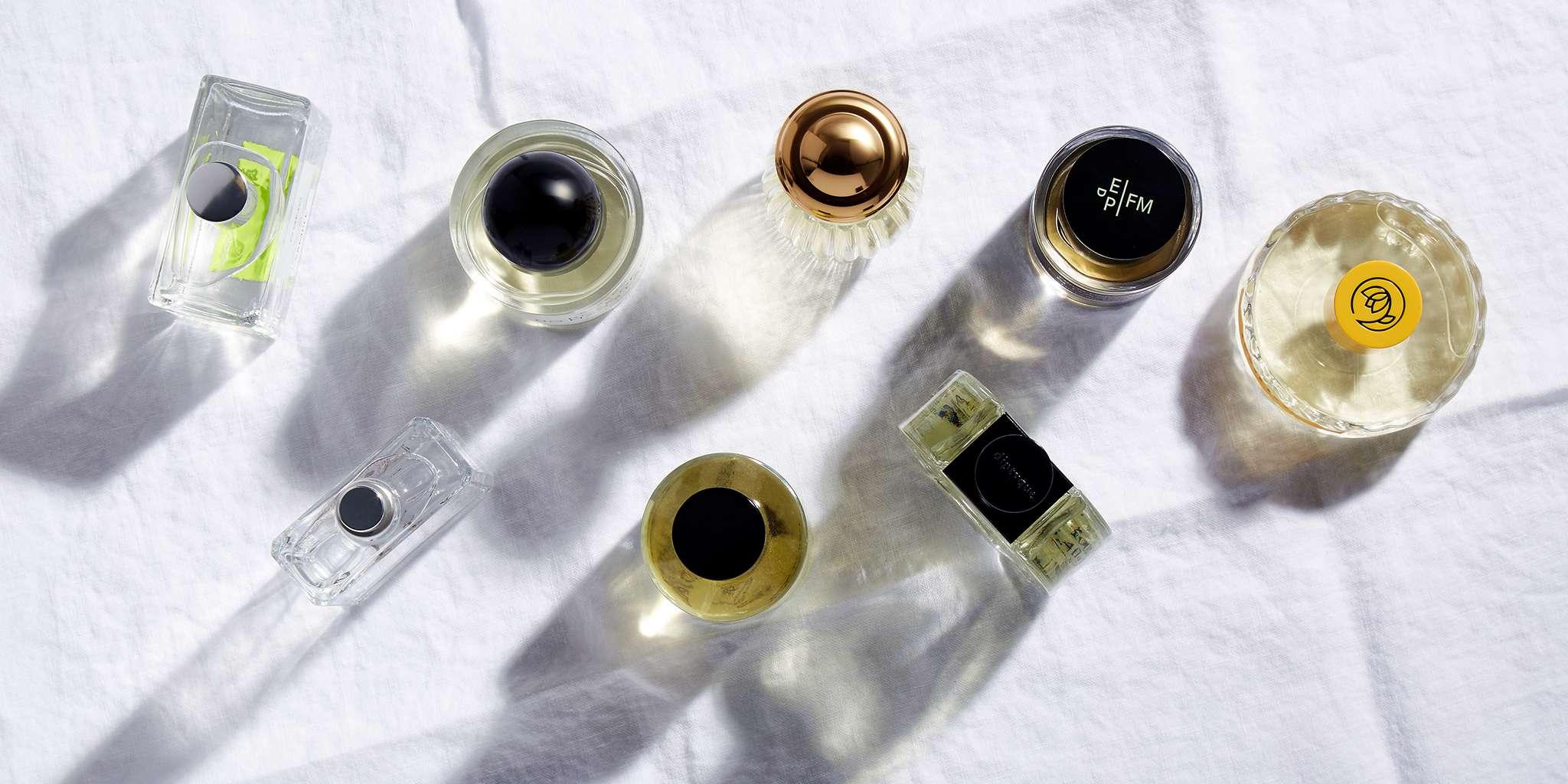 The Perfume Pursuit