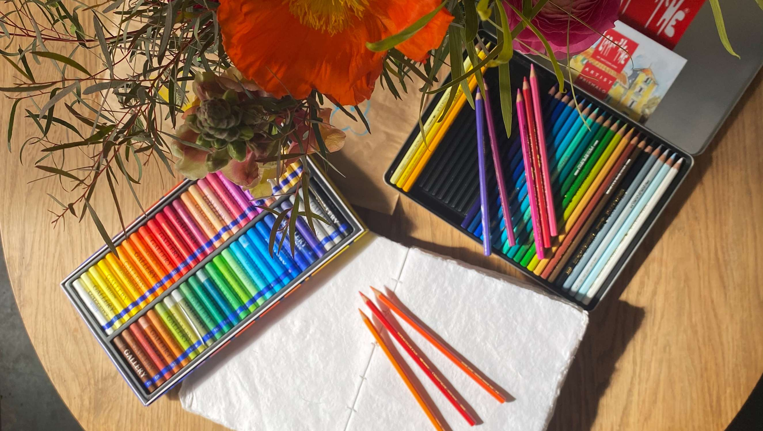 Artist's Tools: The Home Creative