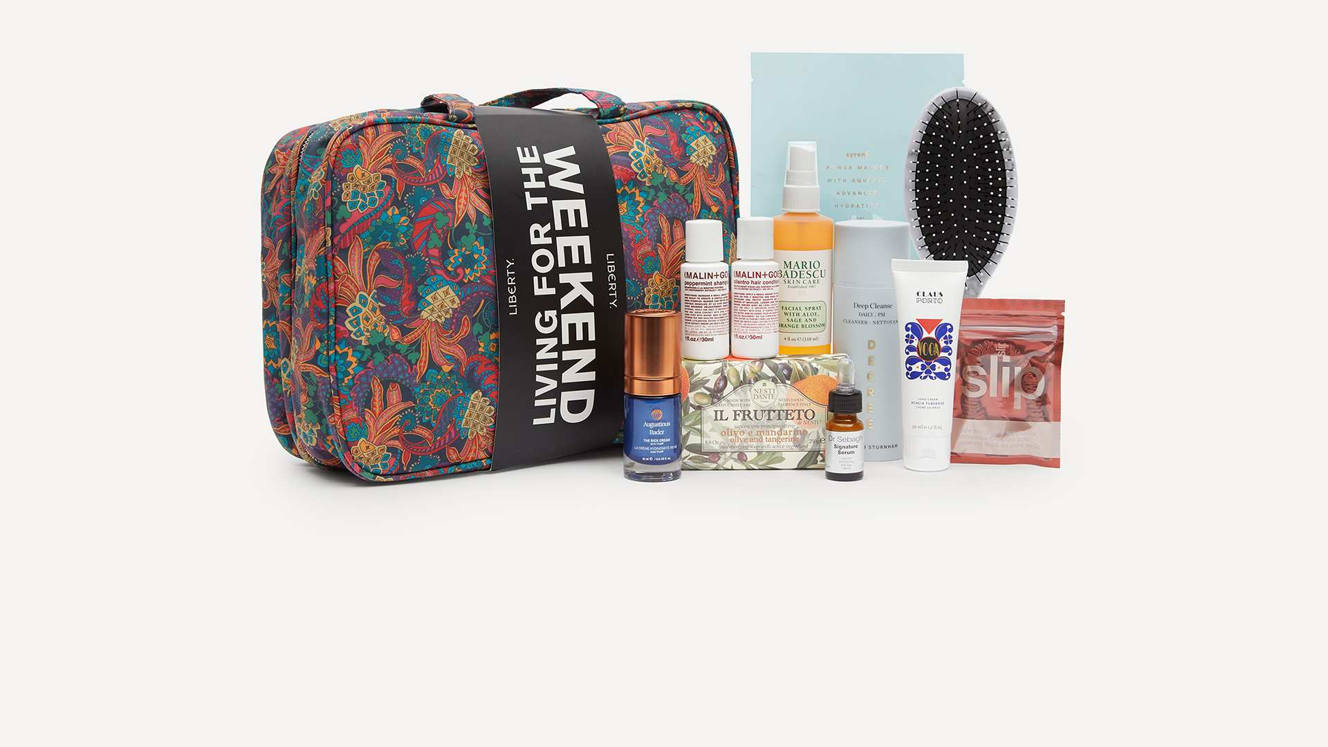 The Beauty Kit: Living for the Weekend