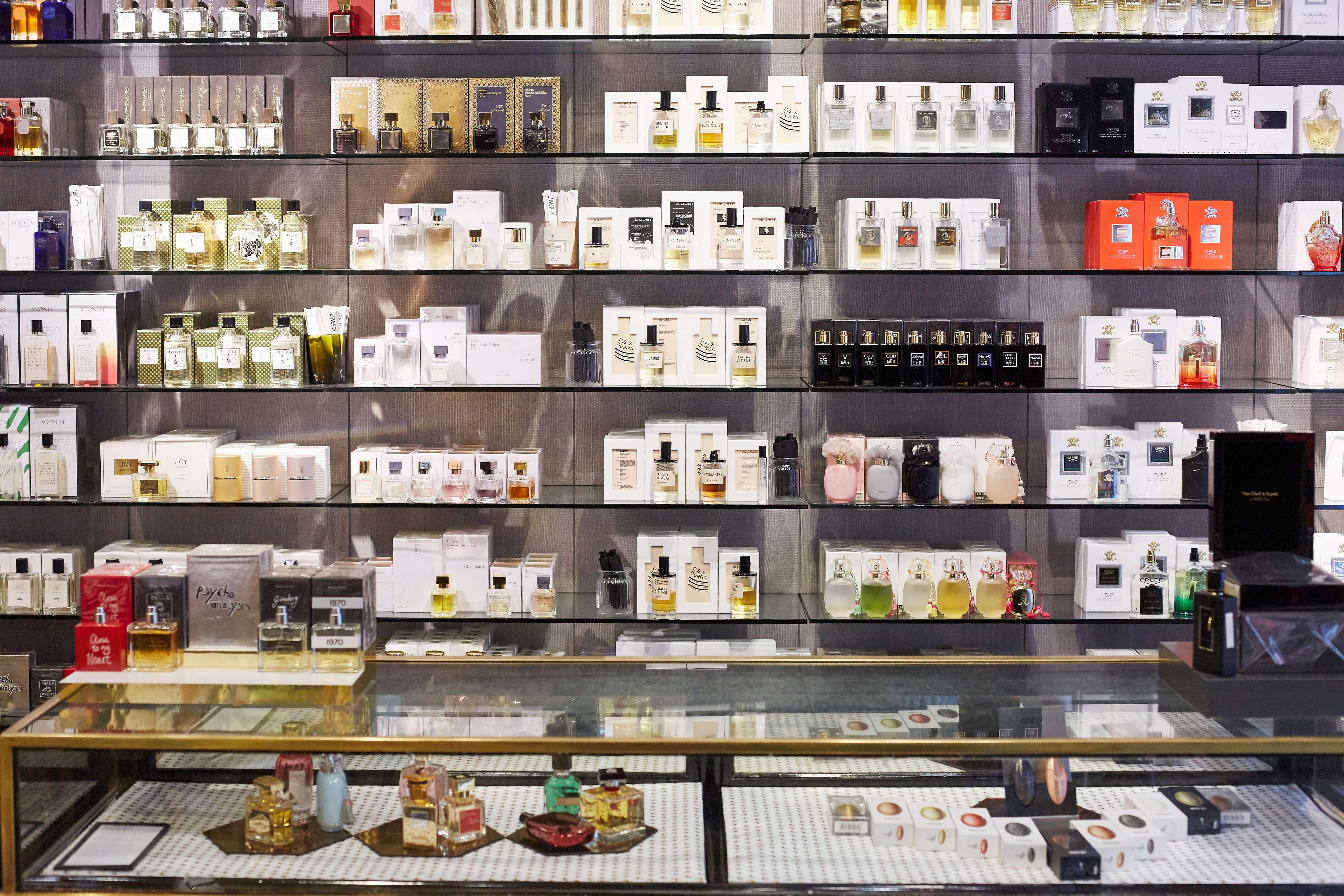 Secrets of the Liberty Fragrance Room