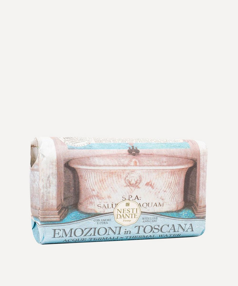 Nesti Dante - Emozioni in Toscana Thermal Springs Soap 250g