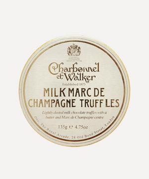 Milk Marc De Champagne Truffles 135g