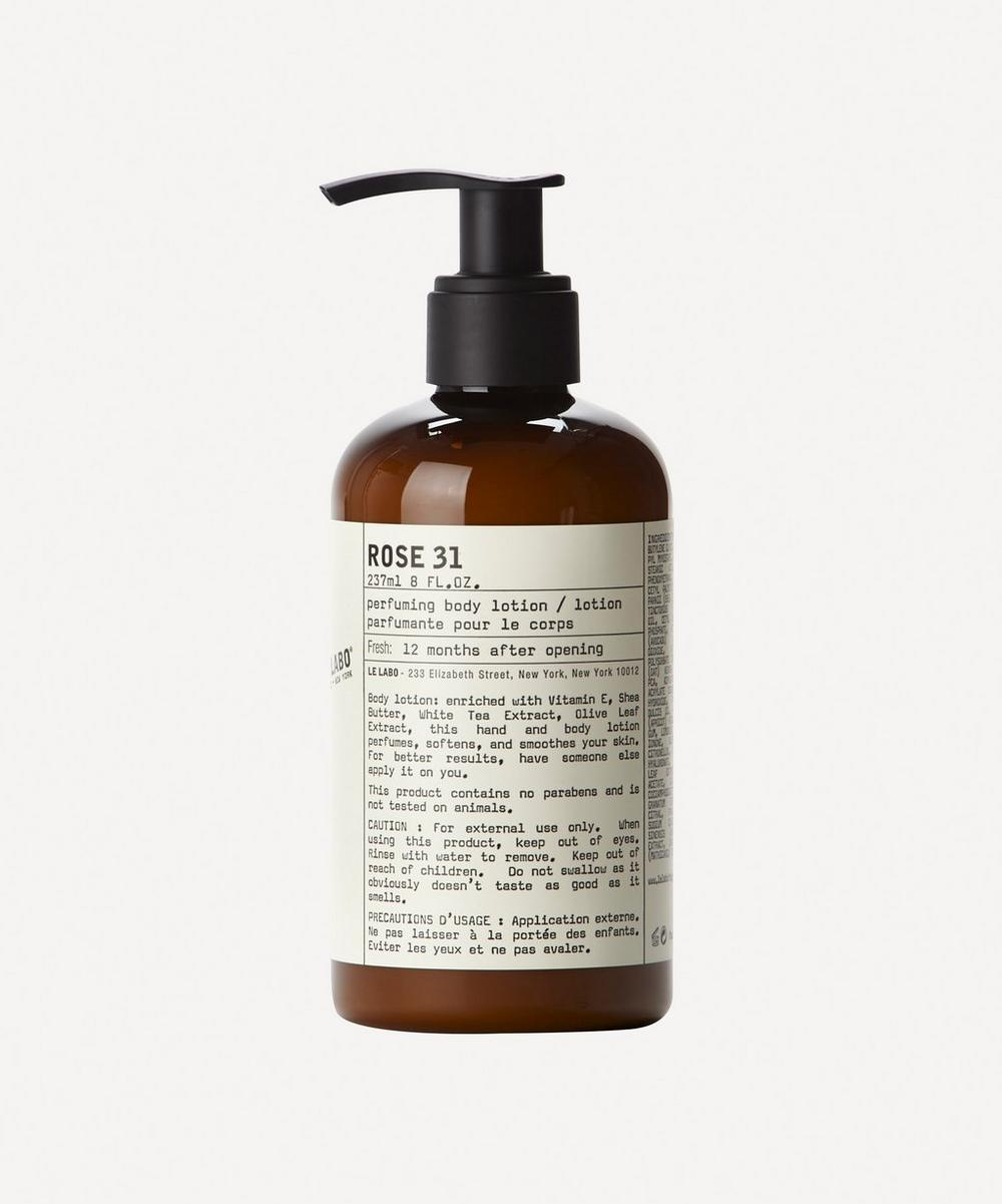 Le Labo - Rose 31 Body Lotion 237ml