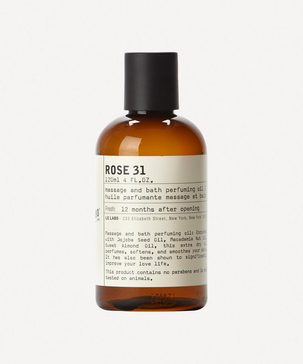 Le Labo - Rose 31 Bath and Body Oil 120ml
