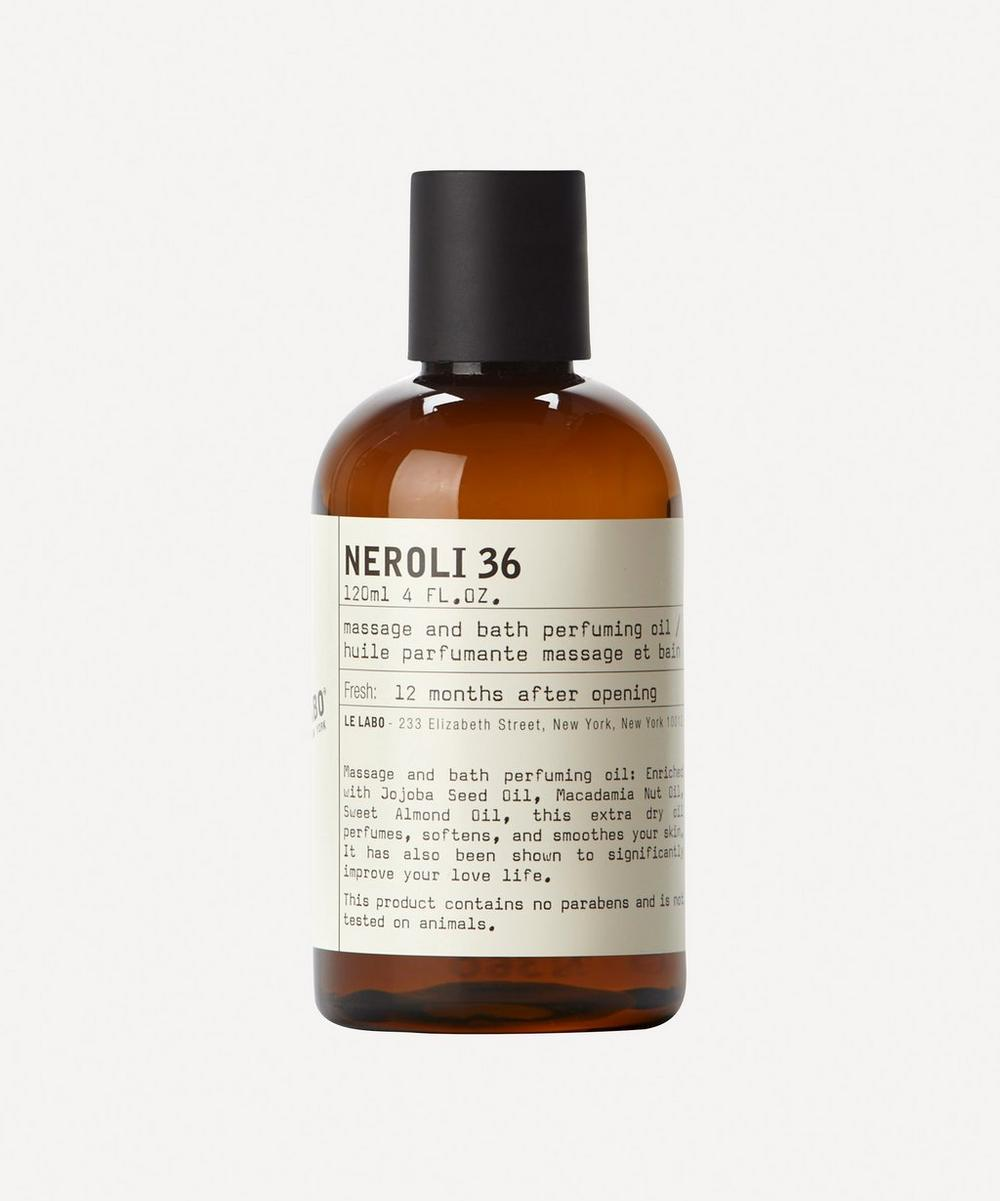 Le Labo - Neroli 36 Bath and Body Oil 120ml