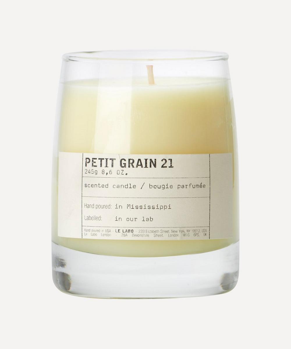 Le Labo - Petit Grain 21 Candle 245g