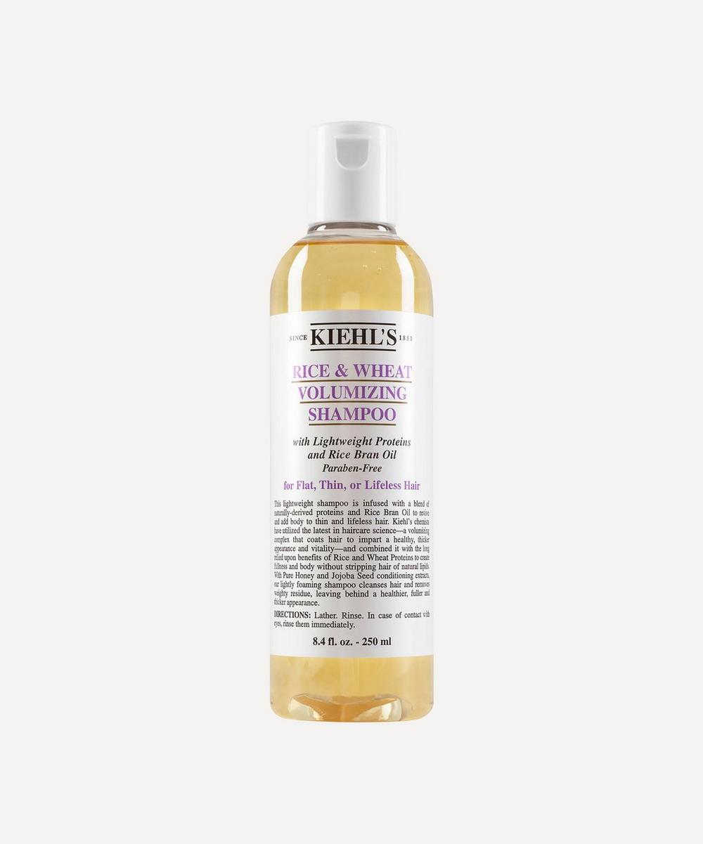 Kiehl's - Rice & Wheat Volumizing Shampoo 250ml