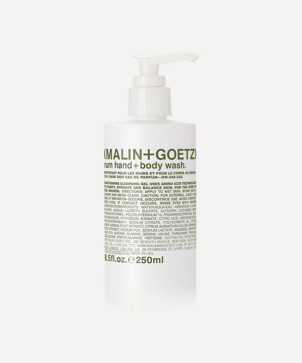 MALIN+GOETZ - Rum Hand & Body Wash 250ml