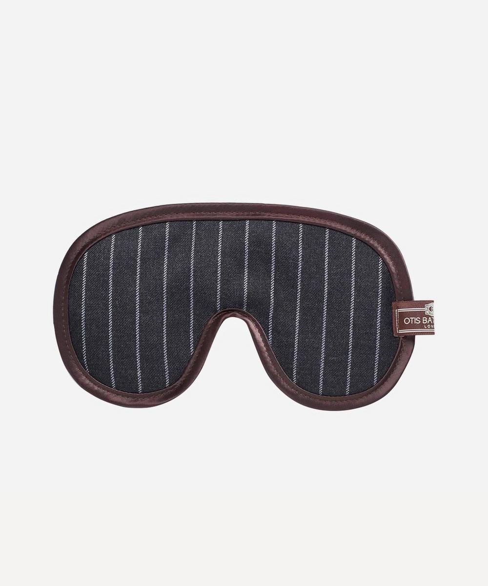 Otis Batterbee -  Pinstripe Eye Mask