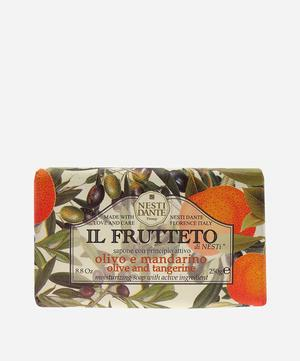 Il Frutteto Olive Oil and Tangerine Soap 250g