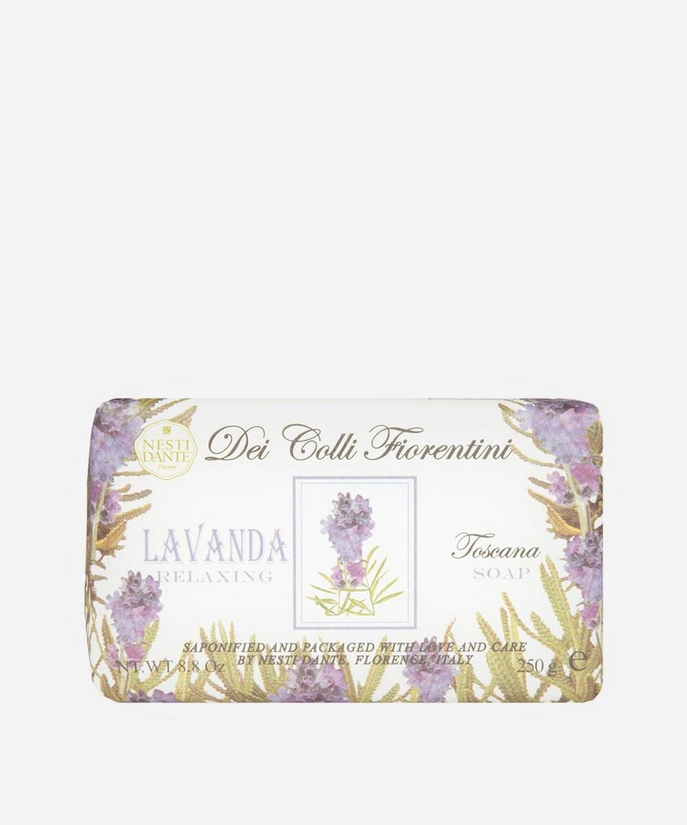 Nesti Dante - Dei Colli Fiorentini Lavender Soap 250g