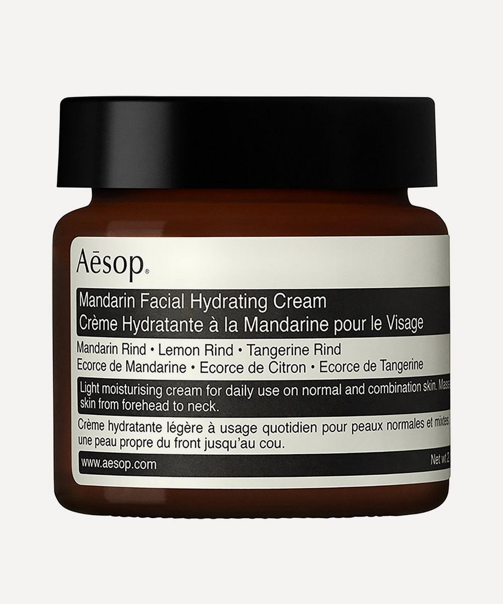 Aesop - Mandarin Facial Hydrating Cream 60ml