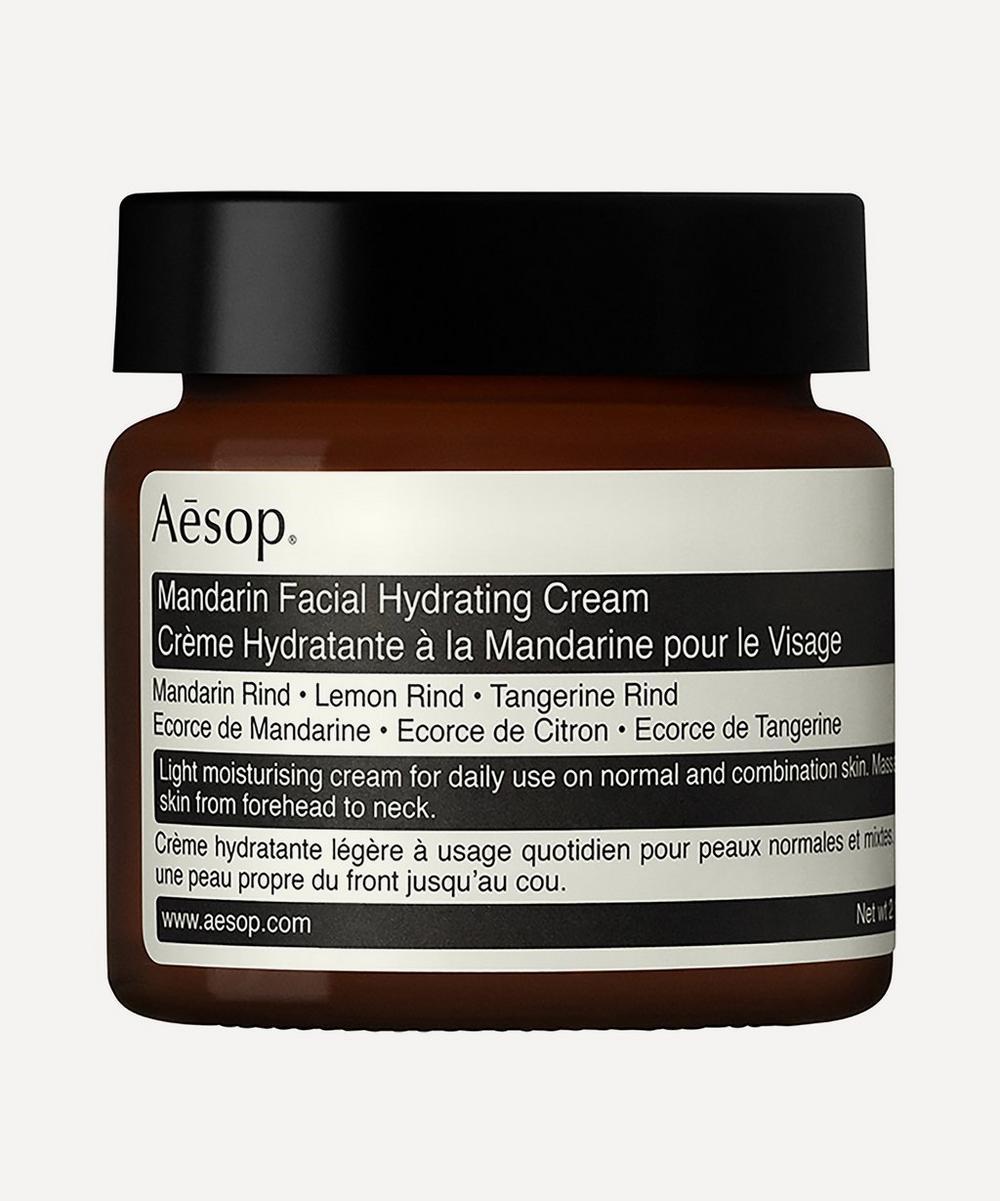 Aesop - Mandarin Facial Hydrating Cream 60ml