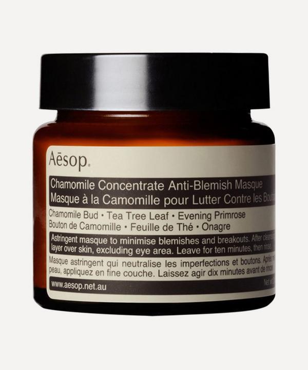 Aesop - Chamomile Concentrate Anti-Blemish Masque 60ml