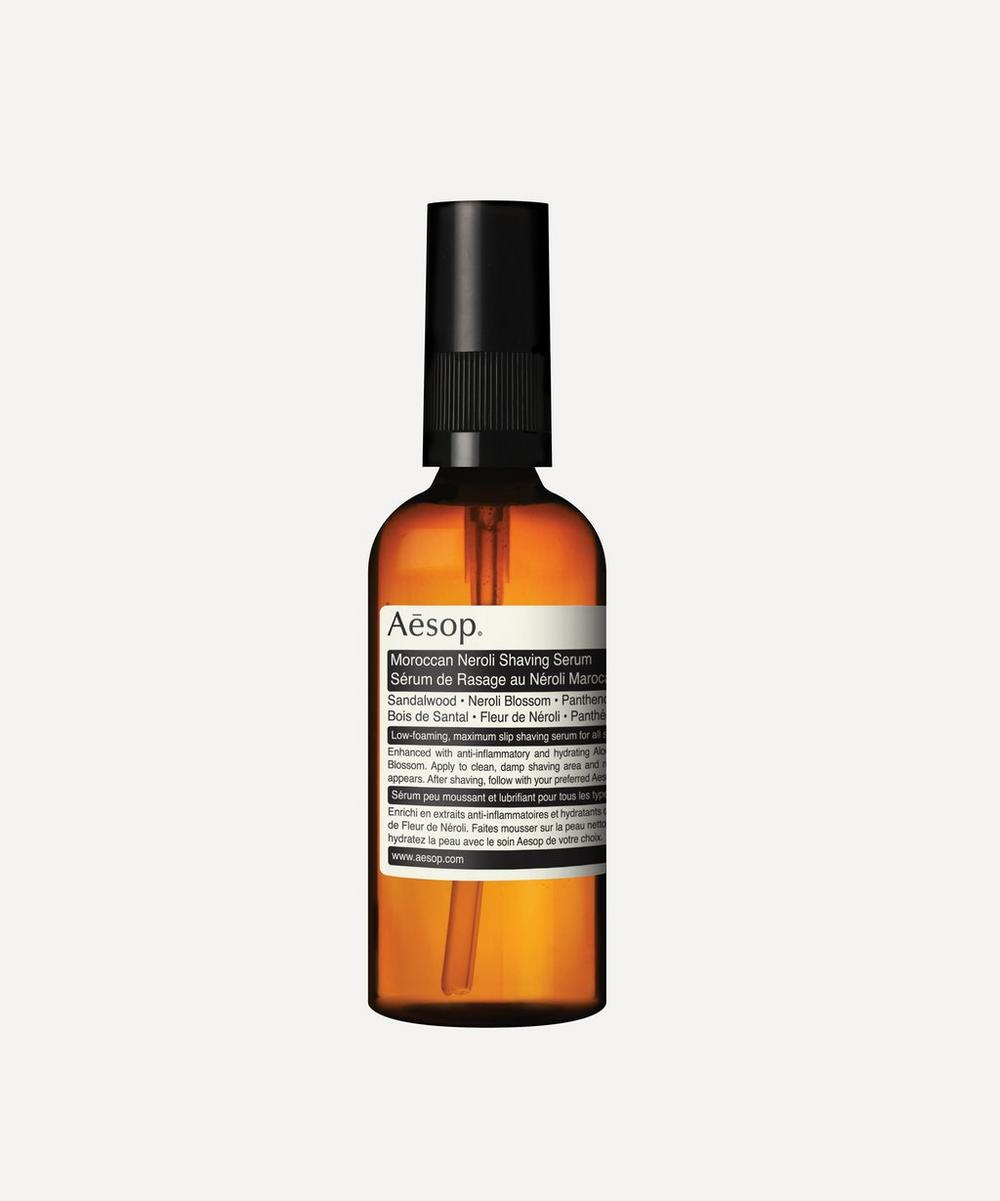 Aesop - Moroccan Neroli Shaving Serum 100ml