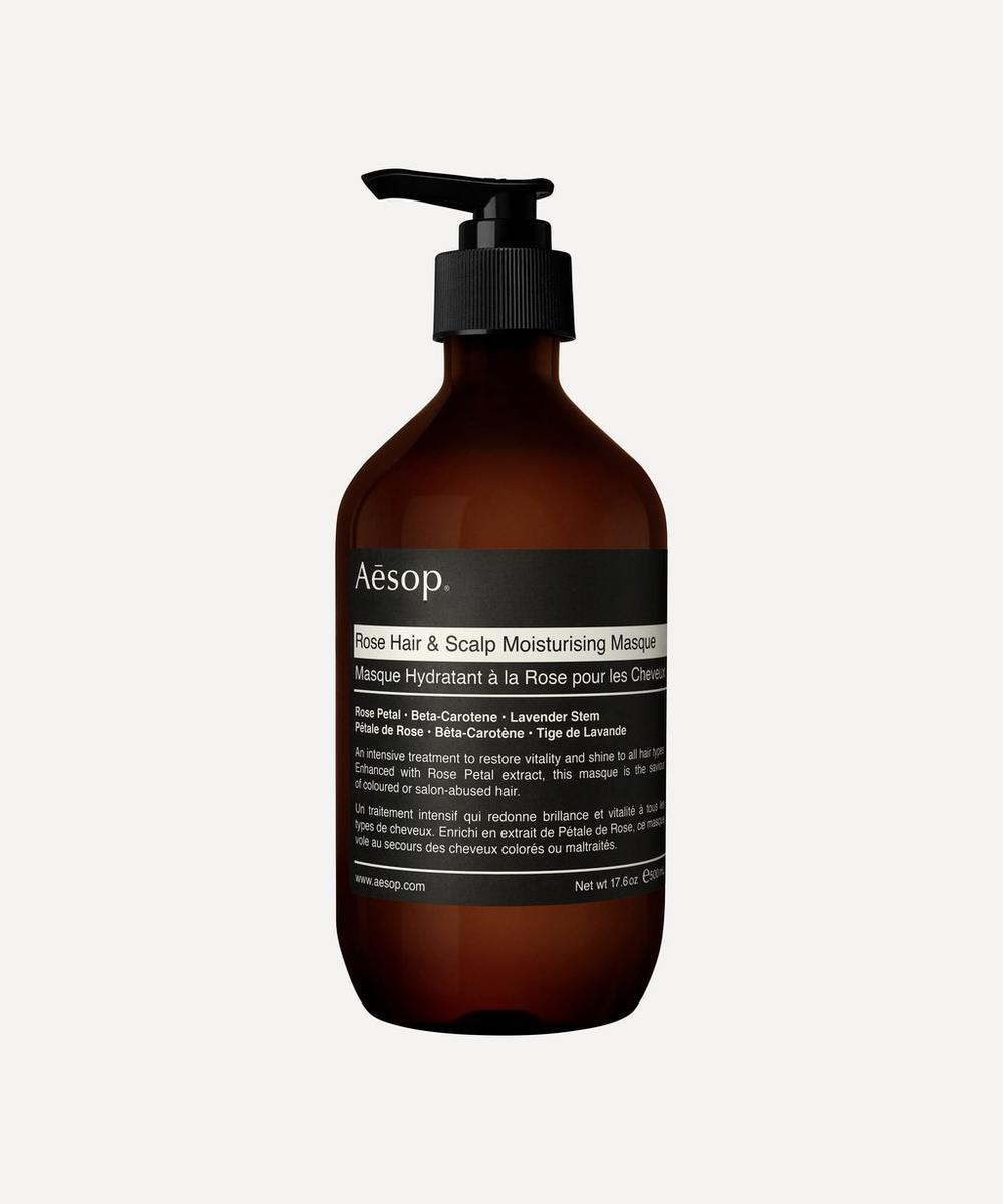 Aesop - Rose Hair & Scalp Moisturising Masque 500ml
